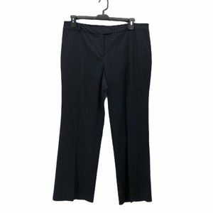 New York & Company Women's Dress Pants Blue Sz 18P